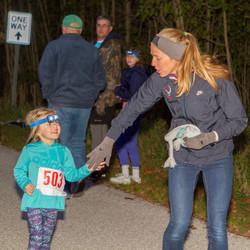 Kids Run with Sarah Haskins for Harvest