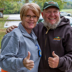 Carolyn Parmer & Mark the Park for Harve