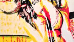 Singer in Yellow