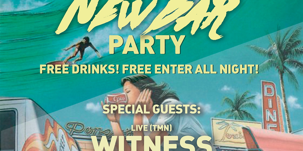 NEW BAR PARTY: WITNESS
