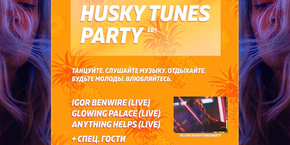 HUSKY TUNES PARTY