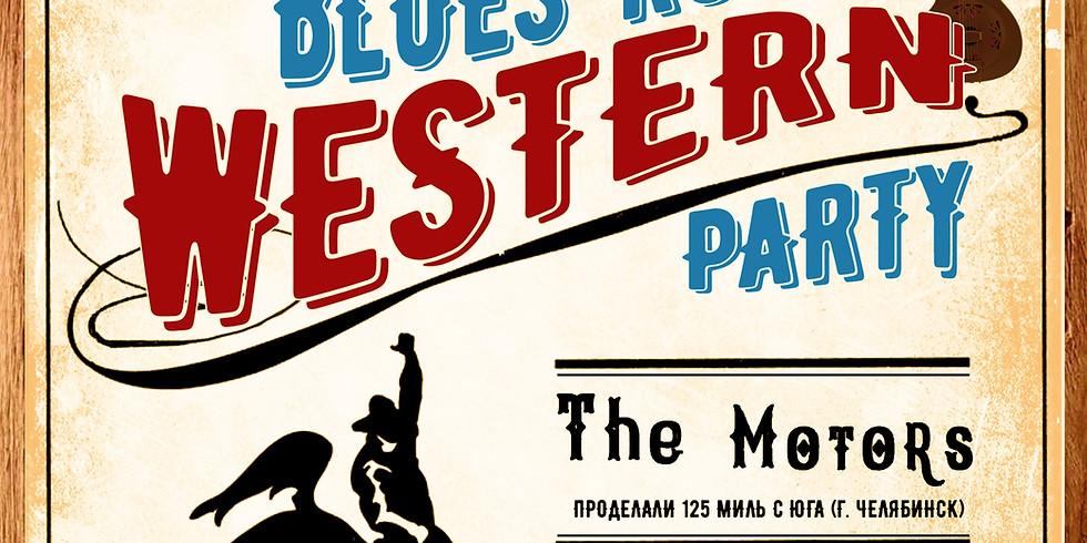 BLUES-ROCK WESTERN PARTY