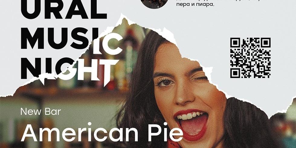 Ural Music Night - American Pie