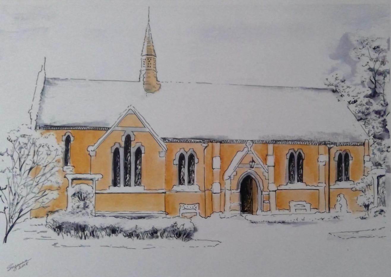 Edward the Confessor chapel.