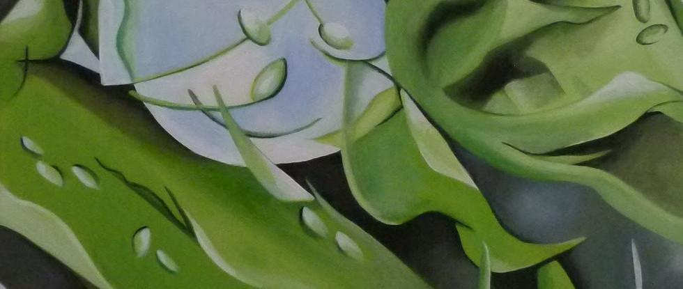 Abstract veg 1