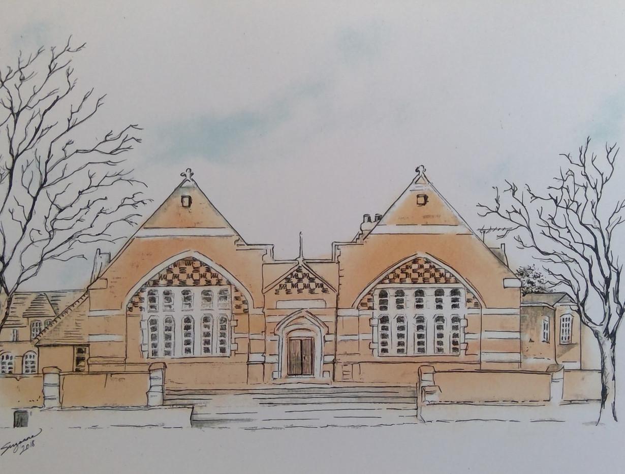 The Rec. Gordon's school