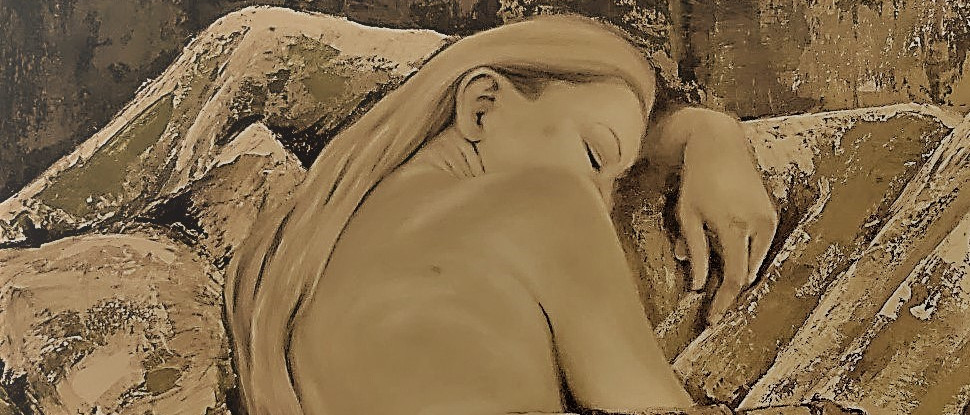 Sleeping in sepia