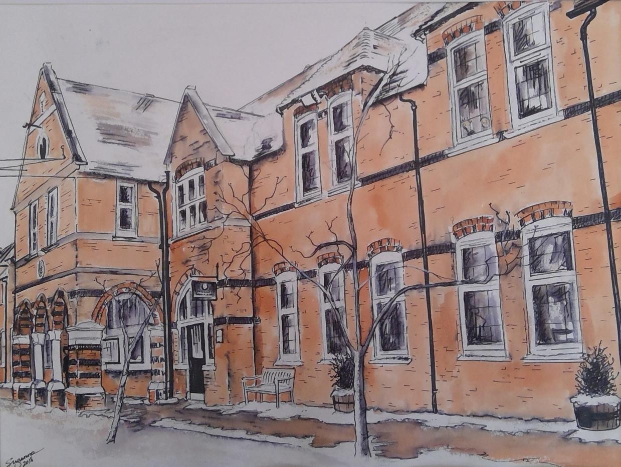 Gravesend Boarding House, Gordon's School