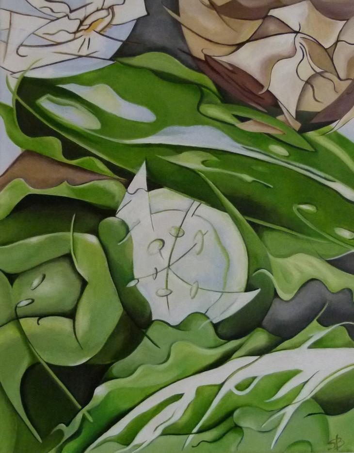 Abstract Veg 2.