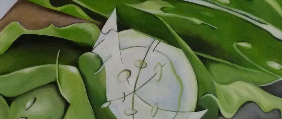 Abstract veg 2