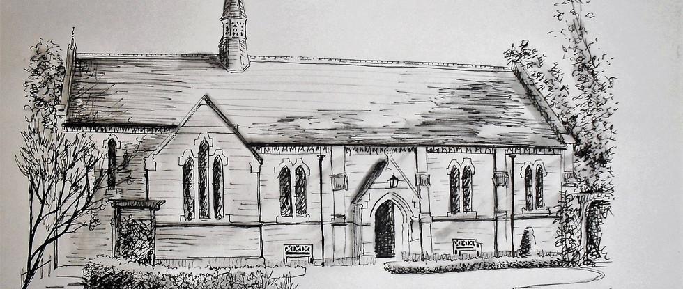 Gordon's chapel, Edward the Confessor