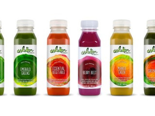 Evolution Fresh Extends Presence in the $1.6 Billion Super-Premium Juice BUSINESS