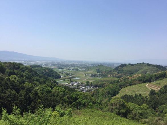 柿山からの風景