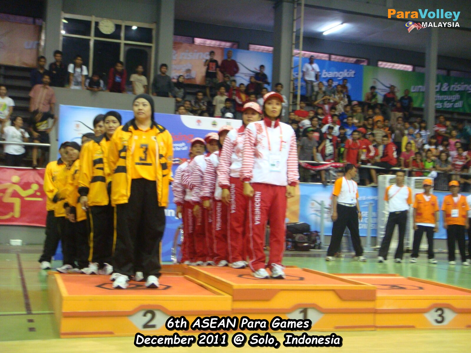 Awarding Ceremony (Women)