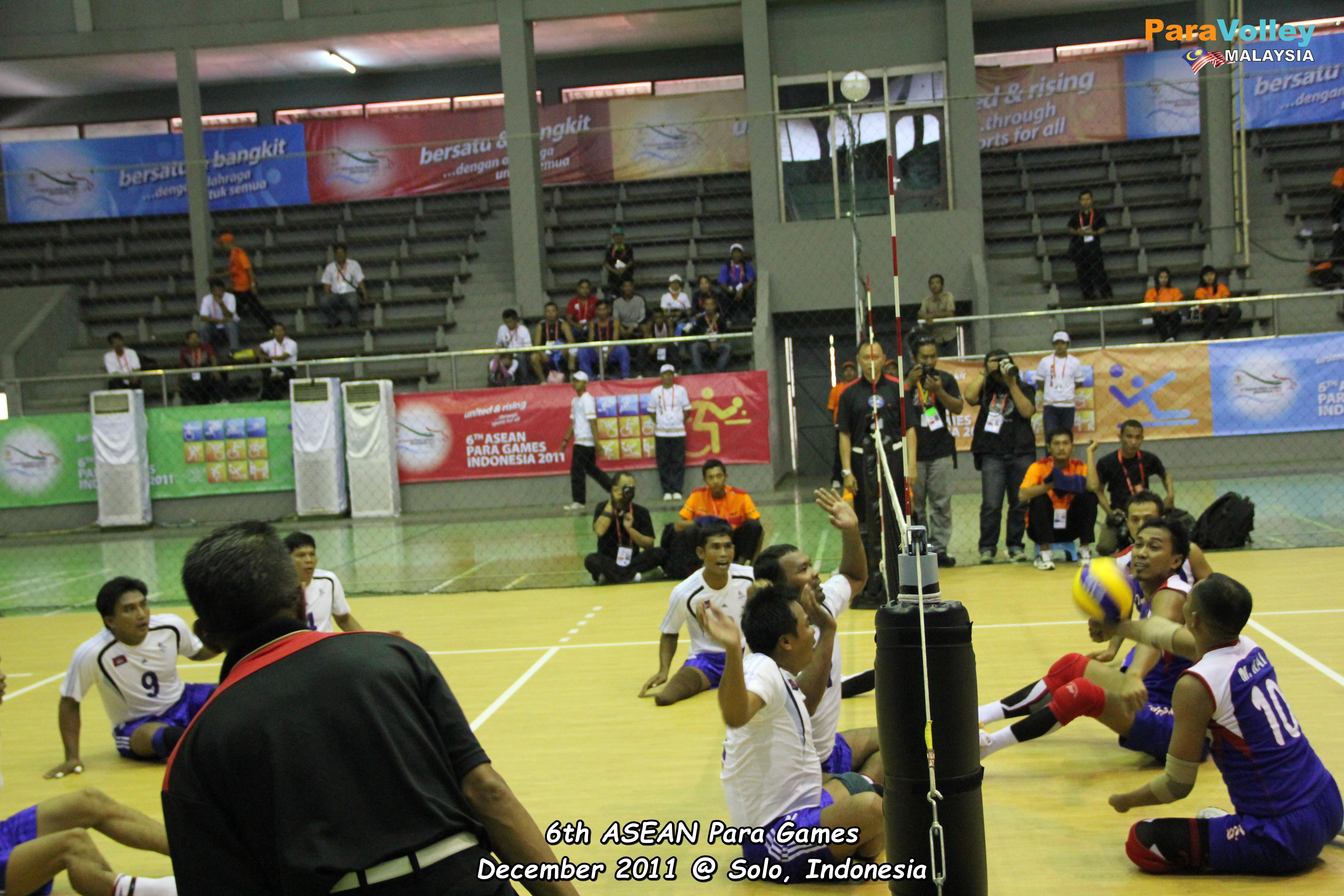 2011 12 6th ASEAN Para Games 5
