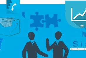 Você tem um fornecedor de sistemas ou um parceiro de negócio ?