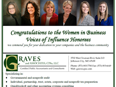 Graves and Associates Celebrate Women in Business