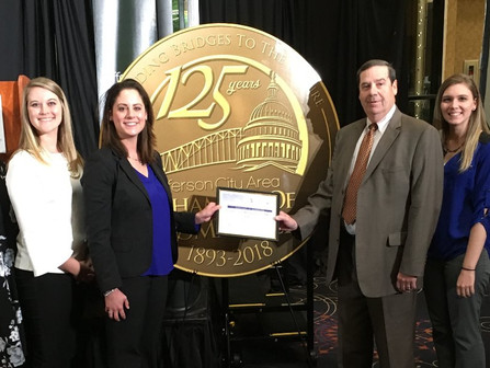 Graves and Associates Nominated as a 2018 Small Business of the Year