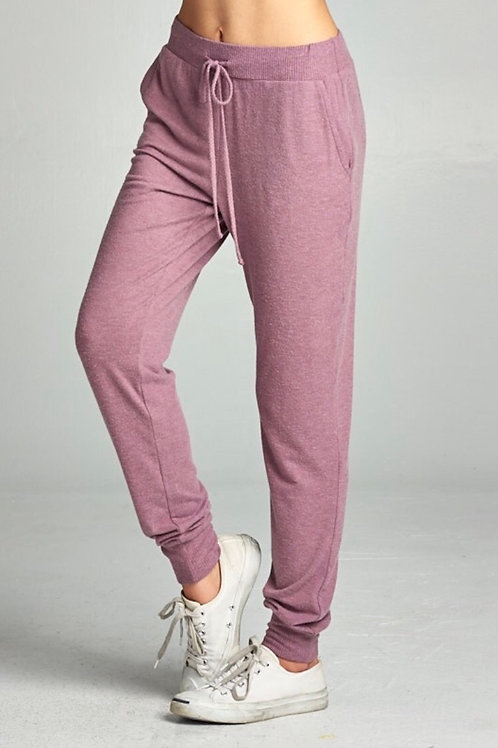 Mauve Sweatpants