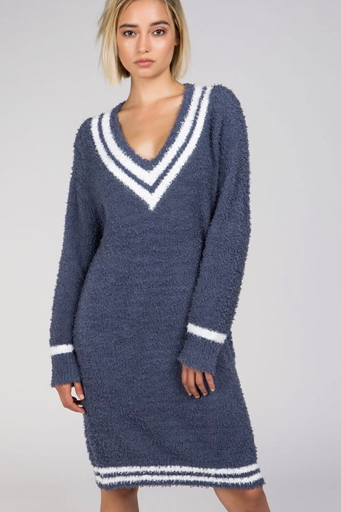 Berber Fleece Dress