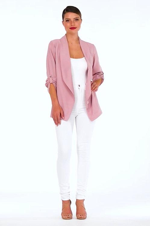 Baby Pink Blazer