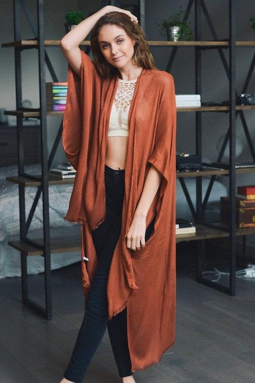 Brick Kimono