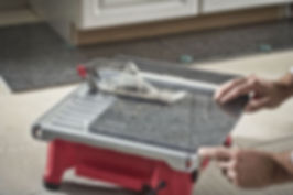 Чем резать мраморную плитку