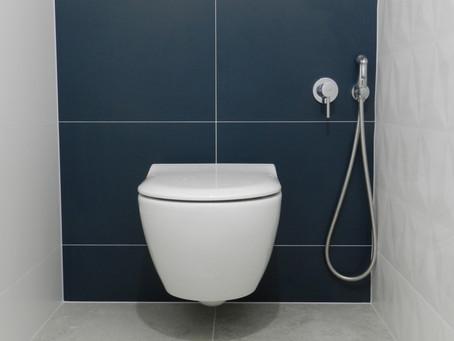 Красивый туалет в мкр. Александра Космодемьянского