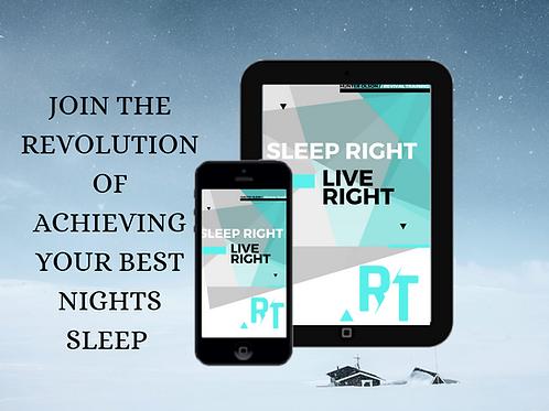 Sleep Right Ebook