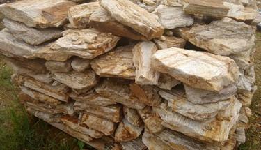 Pedra Madeira Amarela