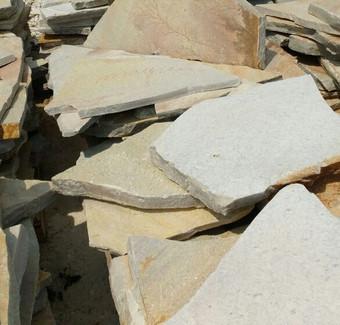 Pedra São Tomé Mesclada Em Cacos