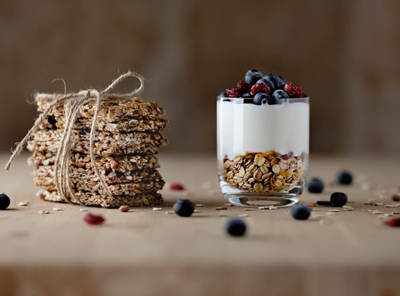 YOGURT & MUESLI
