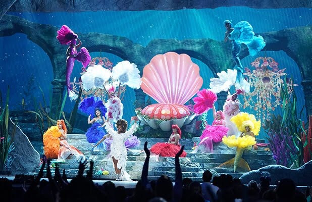 The Little Mermaid Live (abc)