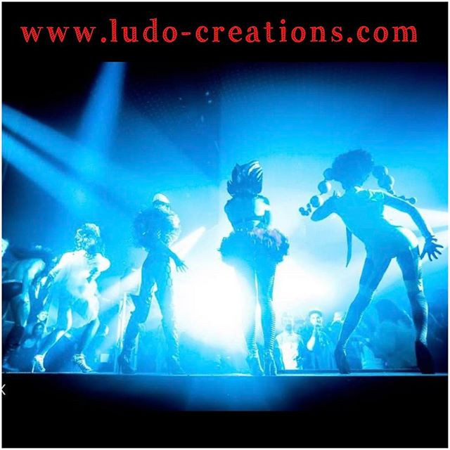 #ludogarnier #ludocreations #show #shows