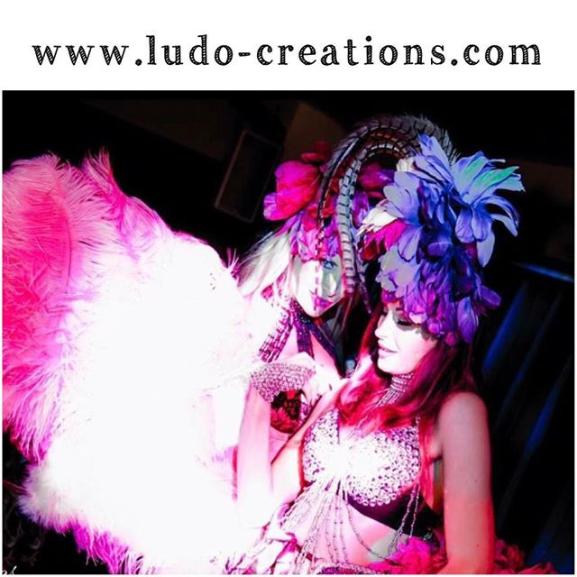 #ludogarnier #ludocreations #feathers #s