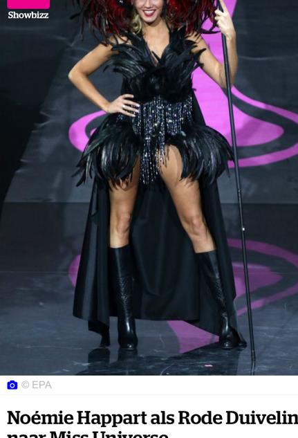 Miss Universe Belgium 2013