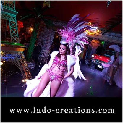 #ludogarnier #ludocreations #headdress #