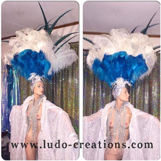 #ludogarnier #ludocreations #feathers #f