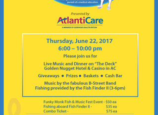 'Pay It Forward' at the Funky Monk Fishing & Music Festival!