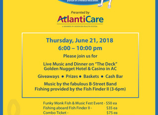3RD ANNUAL FUNKY MONK FISH & MUSIC FEST