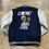Thumbnail: Blue and white Limited edition varsity jacket