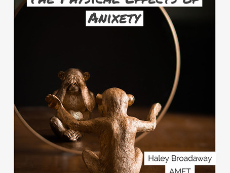 Physical Signs and Symptoms of Anxiety | Mindfulpath | Haley Broadaway