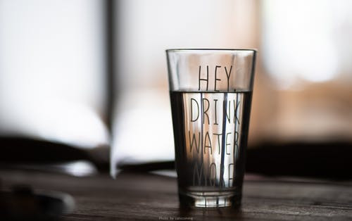 Drink Water and Hydrate - Mindfulpath