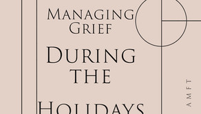 Managing Grief During the 2020 Holiday Season | Mindfulpath | Haley Broadaway