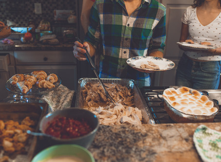The Holidays and a Healthy Relationship with Food | Mindfulpath | Taryn McPherson