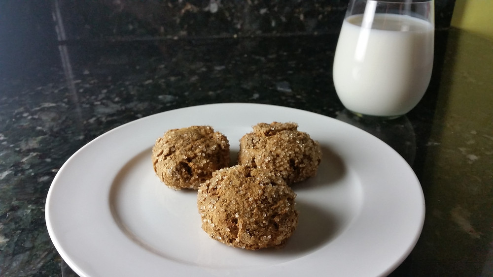 Delicious Fresh Ginger Cookie Recipe - MIndfulpath