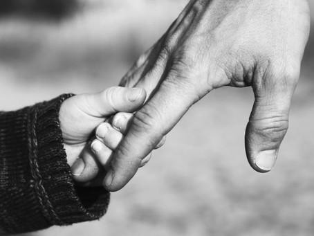 How to help your children connect to feeling safe after tragedy | Erica Ives