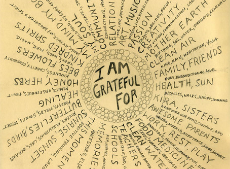How to Start a Practice of Gratitude | Mindfulpath | Calabasas | Santa Monica |Erica Ives