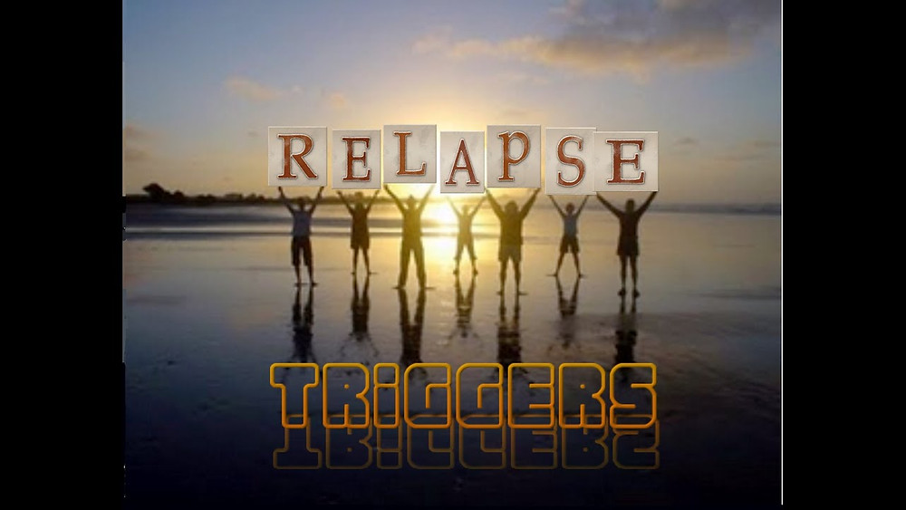 relapse prevention and relapse triggers