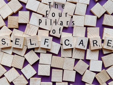The Four Pillars of Self-Care | Mindfulpath | Haley Broadaway